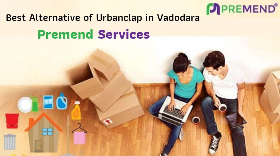 Best Alternative of Urbanclap in Vadodara