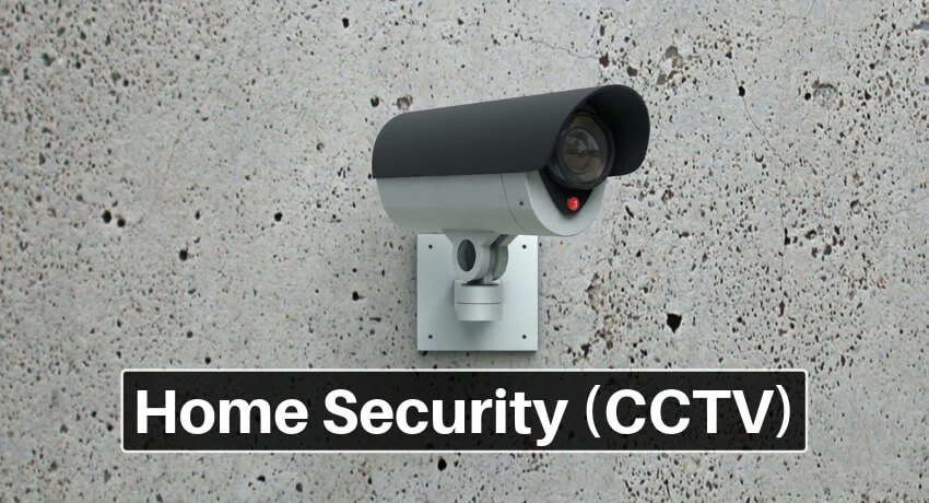 Home Security (CCTV)