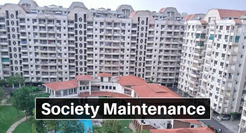 Society Maintenance