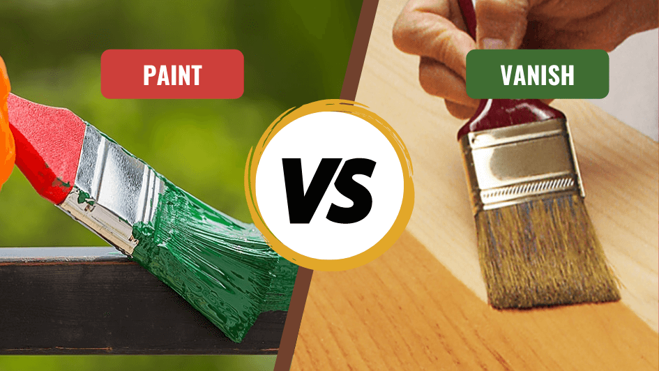 Difference Between Paint And Varnish
